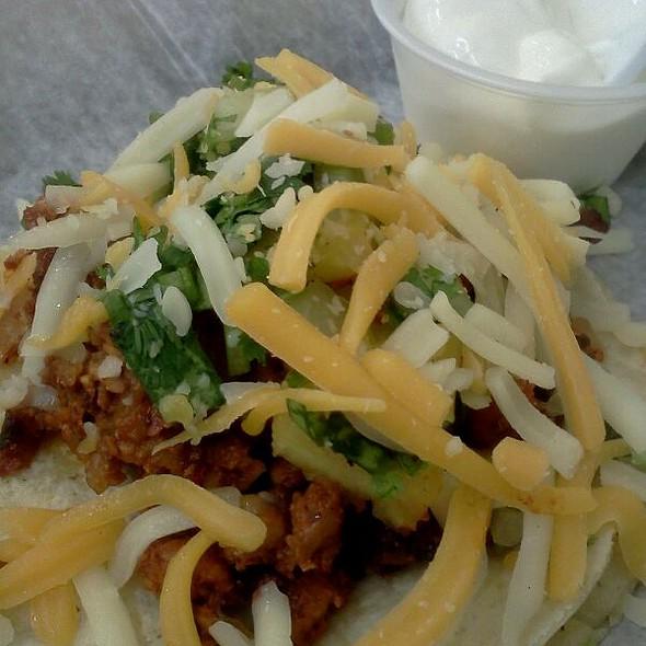 Tacos El Pastor @ La Vallesana