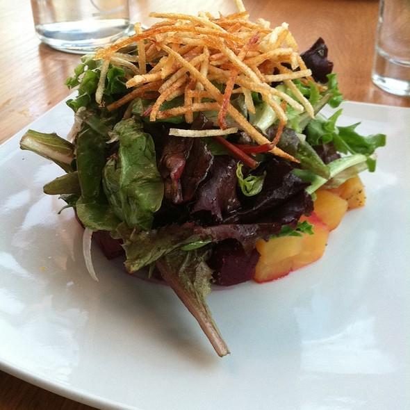 Warm Beet Salad @ Graze