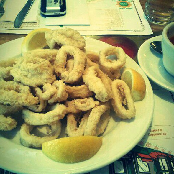 Fried Calamari @ Georgia Diner