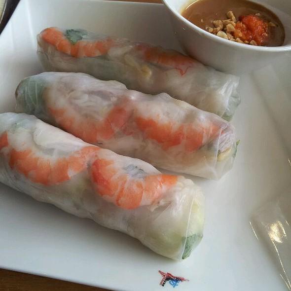 Goi Cuon- Srimp & Pork Rolls