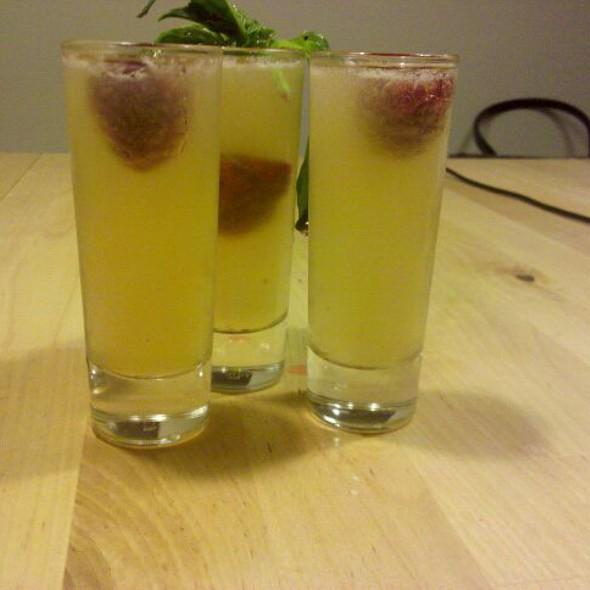 Asombroso Tequila @ Lucy's Kitchen