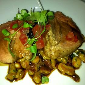 Pork Tenderloin On Spaetzle