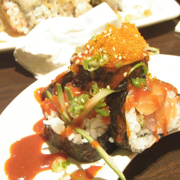 Monkey Roll @ Old Town Sushi