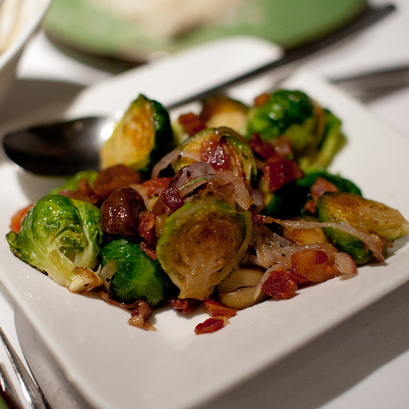 Roasted brussels sprouts - Tamarine, Palo Alto, CA
