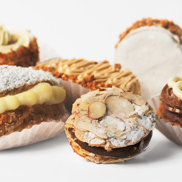 Assorted Pastries @ Bon Ton Pastry & Confectionery Ltd