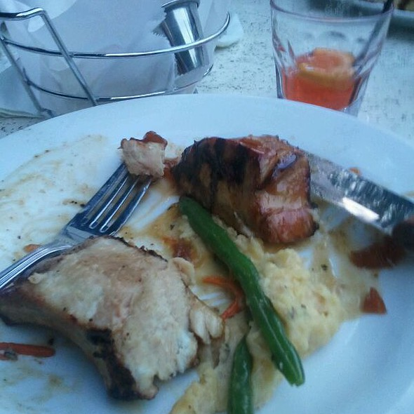 Pork Chop @ Jekyll's Kitchen