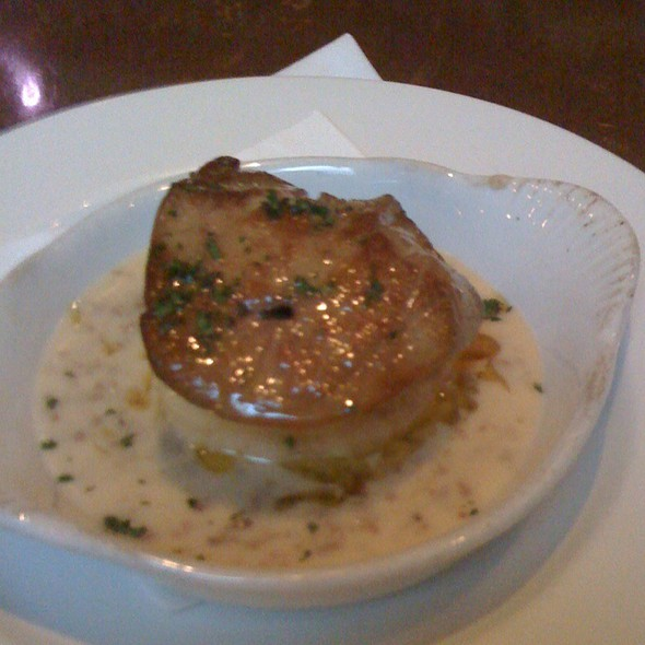 Foie gras Biscuit And Gravy @ Animal Restaurant