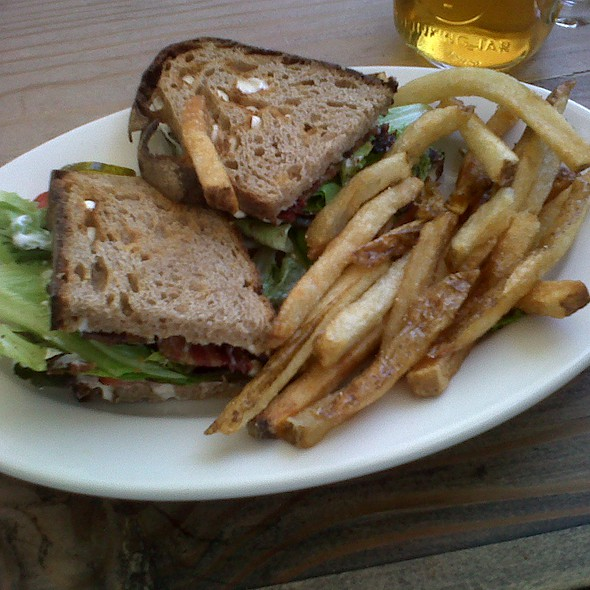 BLT @ Fremont Diner
