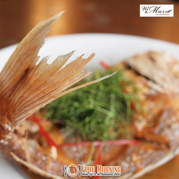 Pla Chu Chee @ Wi Marn Thai Restaurant