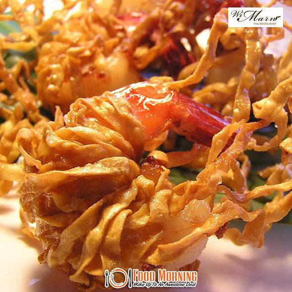 Goong Nang Fah @ Wi Marn Thai Restaurant