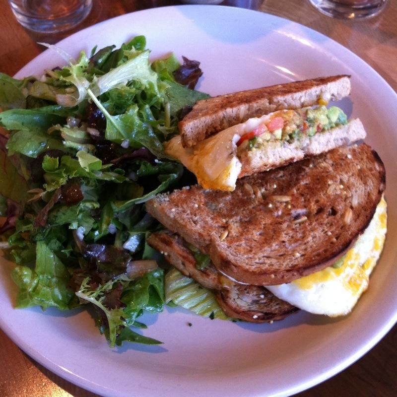 Cafe Via Birmingham Menu
