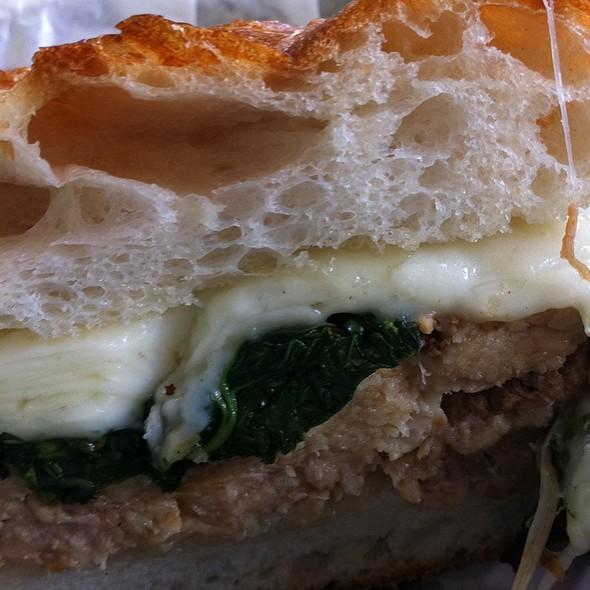Roast Pork Sandwich @ Stein's Market & Deli