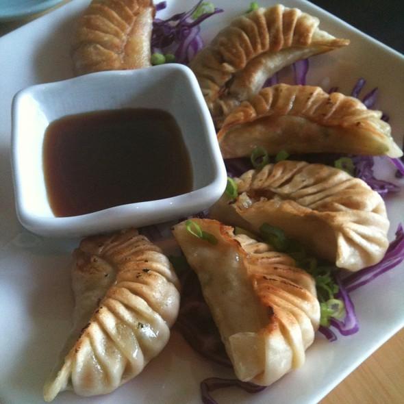 Veggie Gyoza @ ZEN Sushi