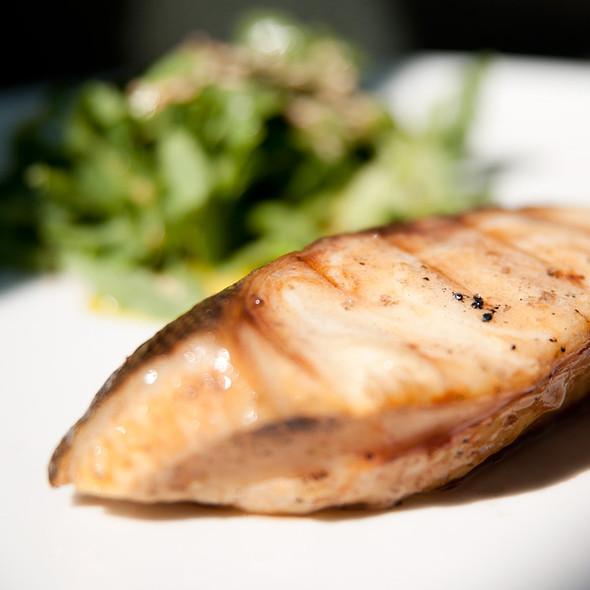 Hickory Smoked Sablefish @ La Casa di Pen