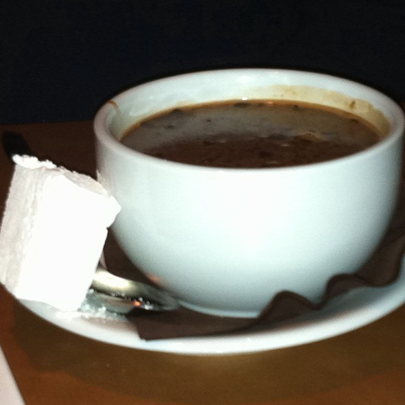 Dark Hot Chocolate @ Hot Chocolate