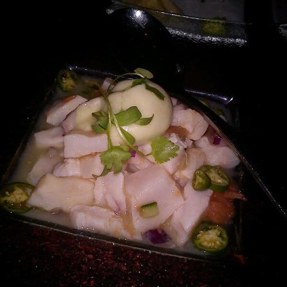 Mahi Mahi Ceviche @ Zengo
