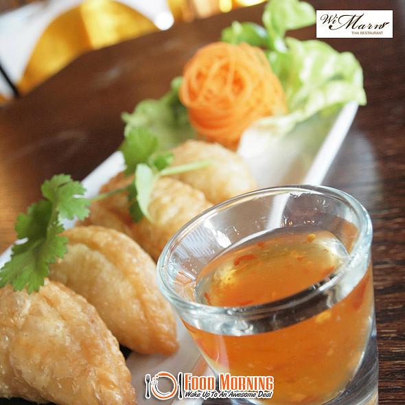 Kari Puffs @ Wi Marn Thai Restaurant