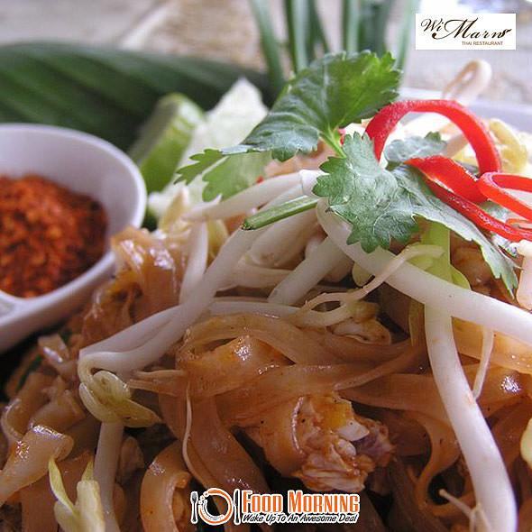 Pad Thai @ Wi Marn Thai Restaurant
