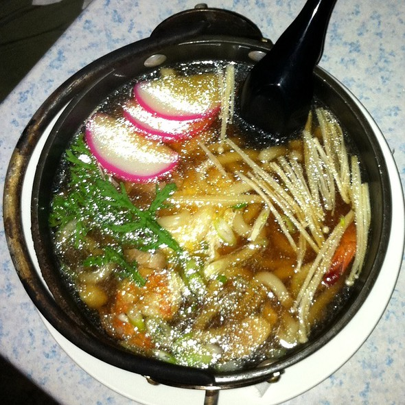 Seafood And Veggie Udon @ Yummy Sushi