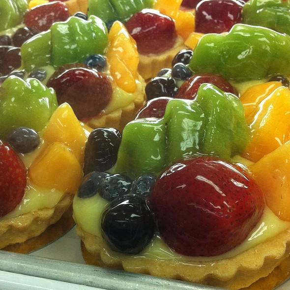 Fruit Tarts @ Modern Pastry Shop