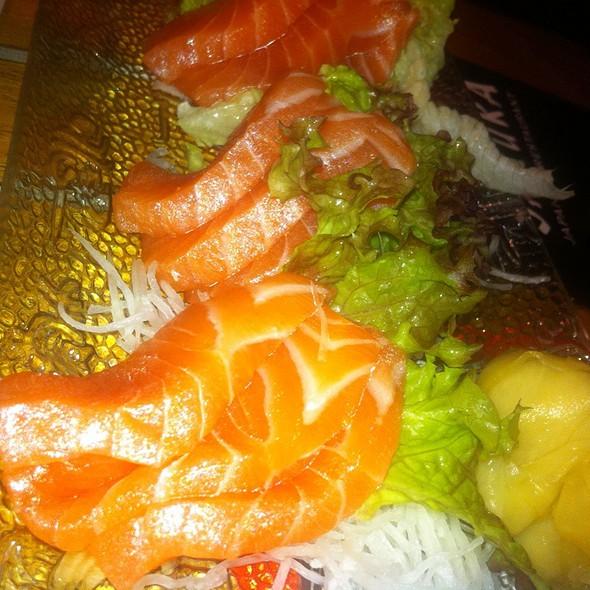 Salmon Sashimi @ Sakura