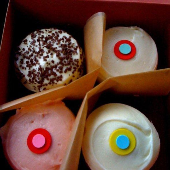 Cupcakes @ Sprinkles Cupcakes