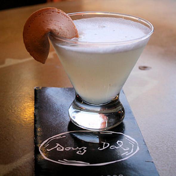 Lychee Soho Martini @ Souz Dal