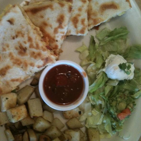 Breakfast Quesadilla @ Egg & I Restaurant