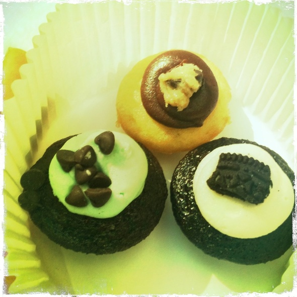 Cupcakes @ Baked by Melissa LLC