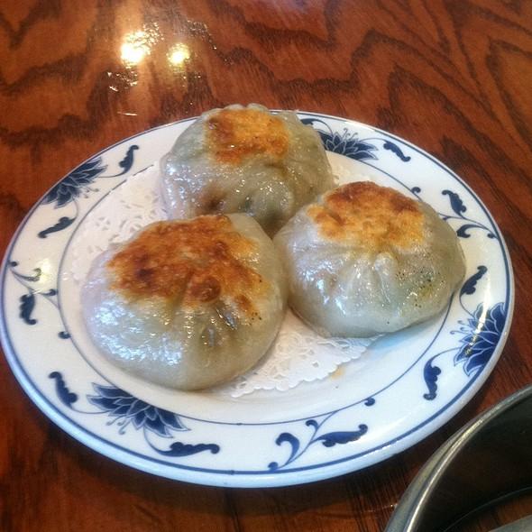 Chive Dumplings @ Lam's Garden
