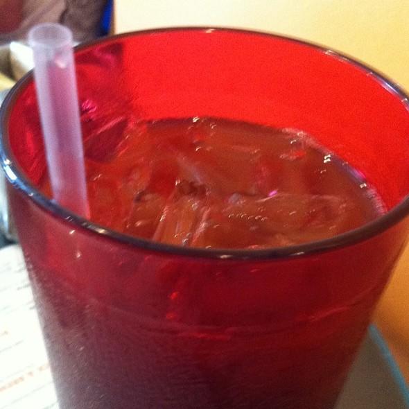 Iced Coffee @ Black N Brew