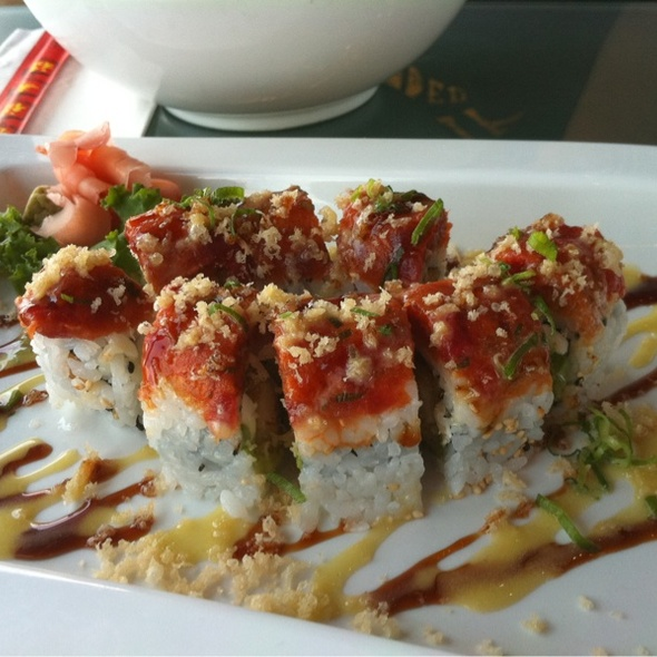 Castle Roll @ Bento Cafe