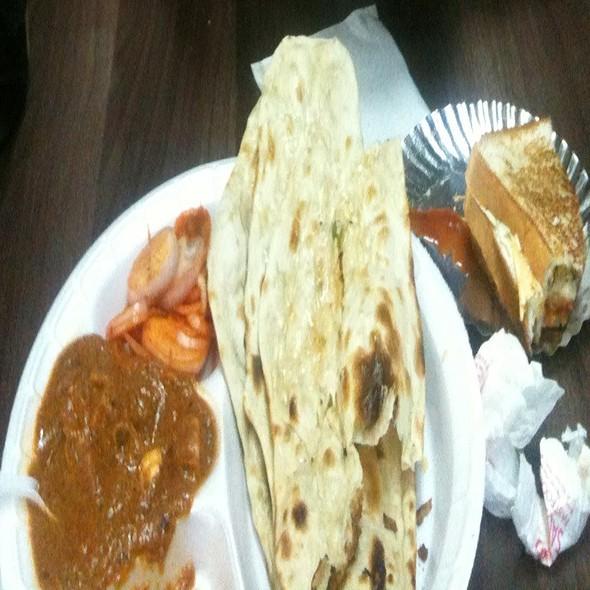 Lacha Paratha & Cholle... & Sandwich