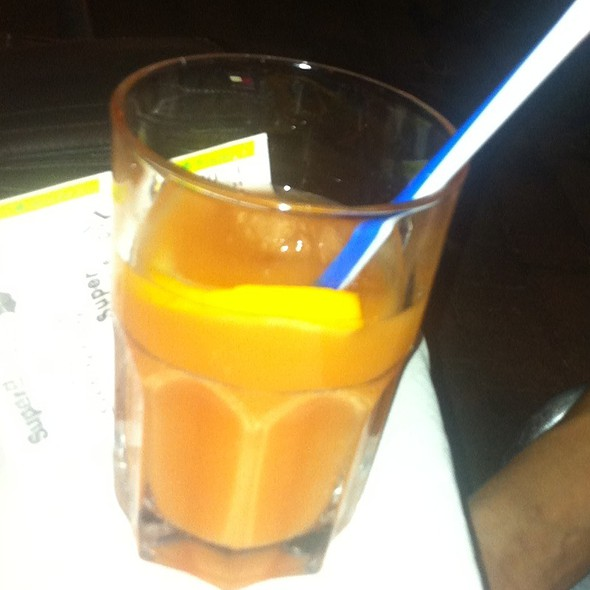 Non-Alcoholic Specialty Drink @ Molo 203