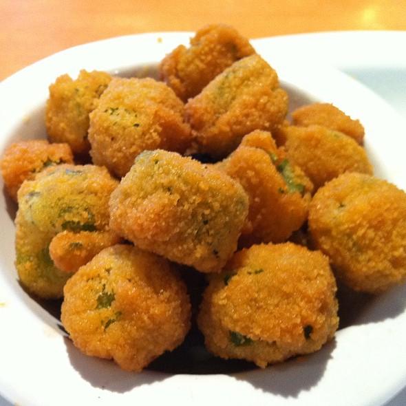 Fried Okra @ Lo Los Chicken & Waffles