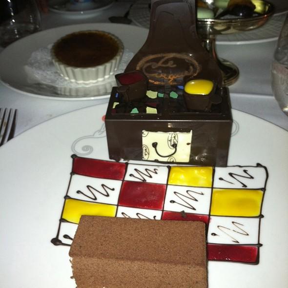 Dessert @ Le Cirque