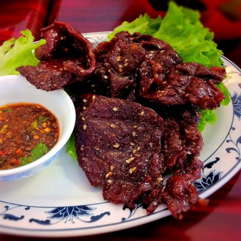 Vientiane thai laos restaurant menu garden grove ca for Ano thai lao cuisine