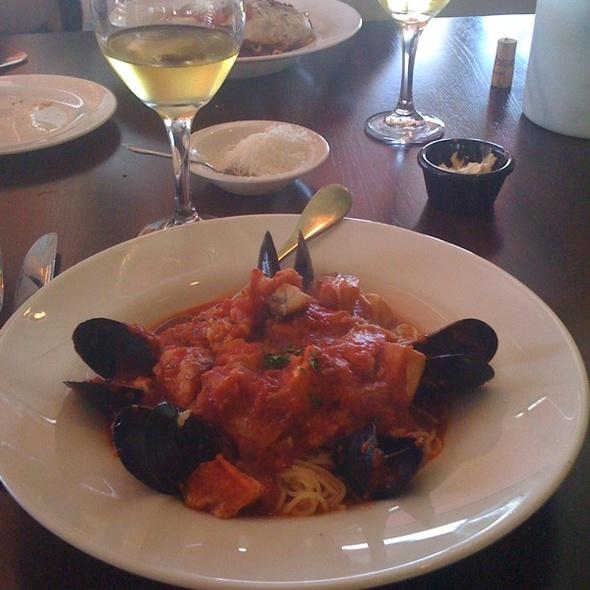 Pasta D'Mare - Capri Seaside Italian Grille, Salisbury, MA