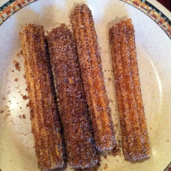 Churros @ Senoras Mexican