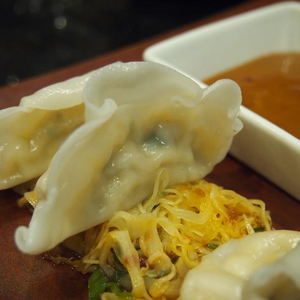 pork & shrimp wontons - Marco Polo's @ The Viana Hotel & Spa, Westbury, NY