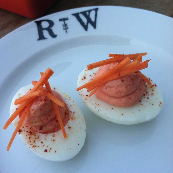 Deviled Eggs A'lorange