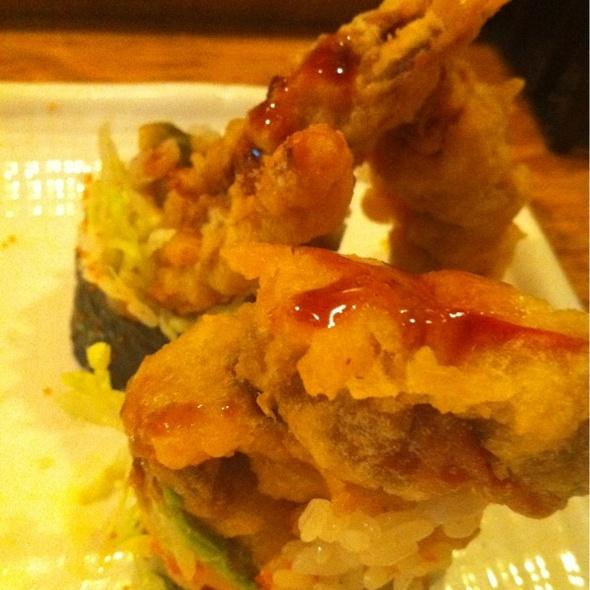 Spider Roll @ Fu Gu Sushi