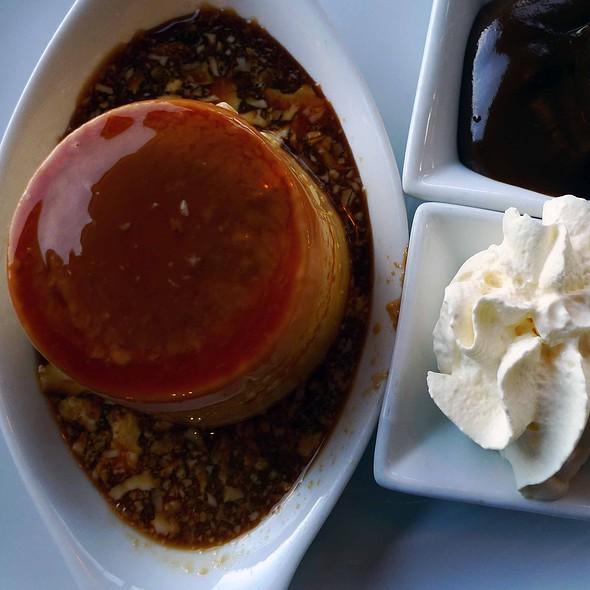 Caramel Flan @ Patagonia Chocolates