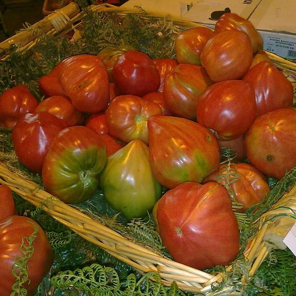 Pomodori di Belmonte @ La Notte Bianca di Amantea