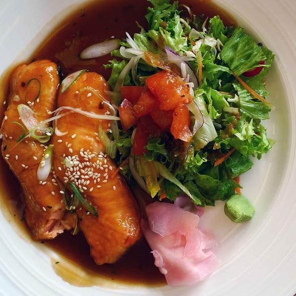 Teriyaki Salmon @ Kohan Japanese Restaurant