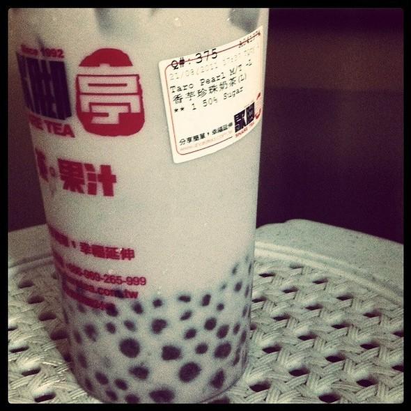 Taro Pearl Milk Tea