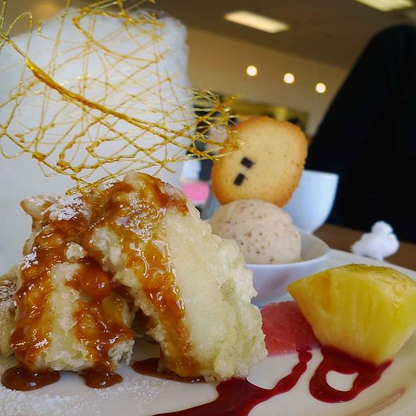Tempura Banana @ Kohan Japanese Restaurant