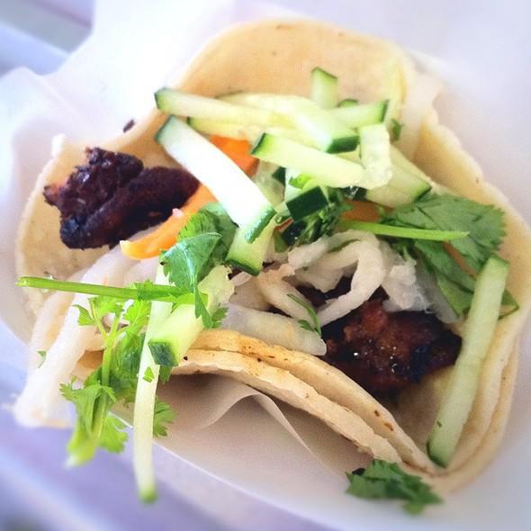 Grilled Pork Taco