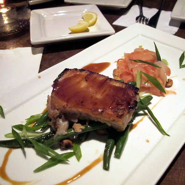 Pork Belly - Ocean 235, Easton, PA