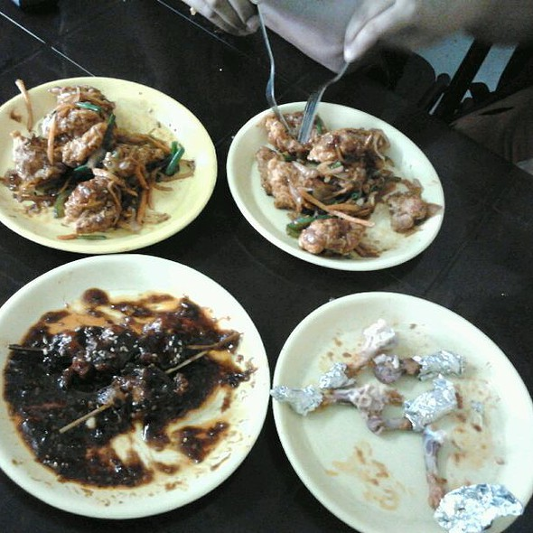 Pan Fried Chicken @ China Valley